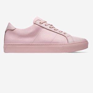 Greats Royal Remix Flamingo Pink Sneakers Size 9